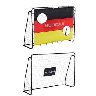 hudora fu balltore stadion rebound xxl match freekick. Black Bedroom Furniture Sets. Home Design Ideas