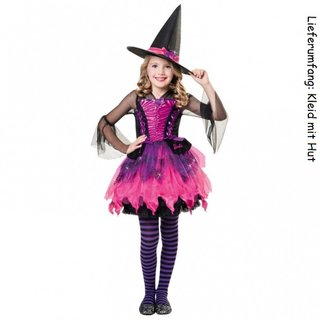 amscan Kostüm Barbie Halloween 104 - 134