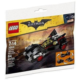 LEGO 30526 The Batman Movie - Mini Ultimate Batmobil
