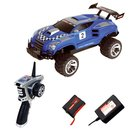 Carrera RC 370120009 - Racing Machine, blau 1:10 2.4 GHz