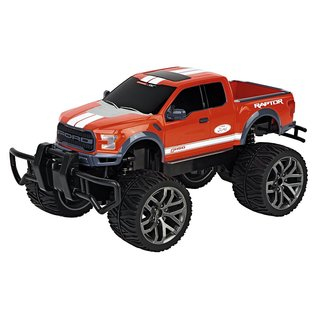 Carrera 42032 RC Ford F150 SVT Raptor 2016 rot / orange 1:14 2,4 GHz