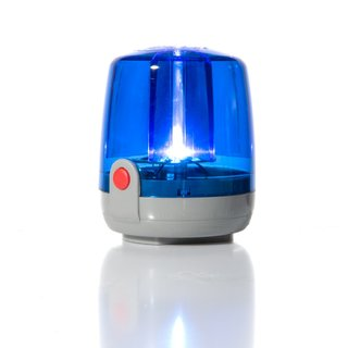 Rolly Toys 409754 Blinklicht Flashlight blau